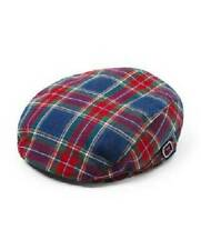 Nwt Janie and Jack Holiday 2018 0 3 M Plaid Cap Hat