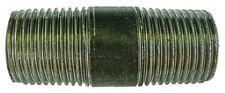 BBEC08 Racor de Barril Negro Bspt Macho/Longitud 1.3cm (51mm)