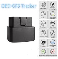 OBD2 OBDⅡ Car GPS Tracker Locator Realtime Tracking Device WiFi APP IOS Andriod