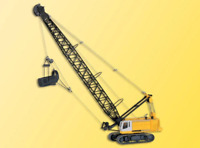 Kibri 11254 HO/OO Gauge Liebherr Crawler Excavator Kit
