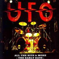 UFO - ALL THE HITS & MORE: THE EARLY DAYS NEW CD