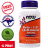 Now Foods, Beta-1,3 / 1,6-D-Glucan, 100 mg, 90 Vegan Caps - Immune Support*