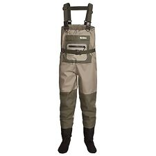 Allen Co Kenai Breathable Fly Fishing Chest w/ Belt Waders Stocking Foot - XL