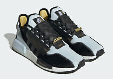 adidas NMD R1 V2 Star Wars Lando Calrissian FX9300 Black White Gold