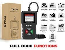 Ediag YA-101 Code Reader OBD2 Scanner Car Engine Fault Diagnostic Tool Universal