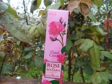 Hand cream ROSE of Bulgaria 2.54 oz/75 ml with rose water, Paraben free