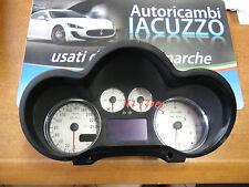 TACHIMETRO CONTACHILOMETRI ALFA ROMEO 147 JTD 140CV