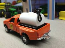 1/64 ERTL DUALLY TRUCK FUEL TANK