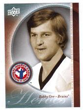 10-11 Upper Deck UD Bobby Orr National Hockey Card Day #HCD14 Boston Bruins Mint