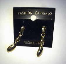 0063 FASHION EARRINGS FJ013 NICKEL FREE