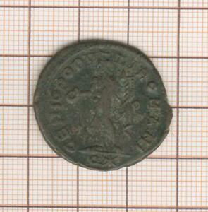 Rome, Maximianus, Follis de La Fourth Officine, Q Star