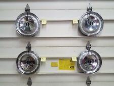 1958 Edsel Corsair Ranger Hubcaps Wheel Covers 14 Inch Lot Of 4