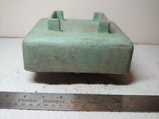 Vintage Old Drive-in Movie Theater Junction Box For Speakers From Canada