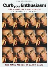 NEW Curb Your Enthusiasm: The Complete Seasons 123 (3-Pack) (2017) (DVD)