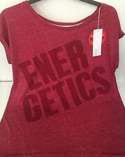 Ladies Tshirt Intersport Energetics Size 18 New With Tags FREE Delivery