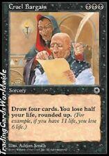 Cruel Bargain // NM // Portal // engl. // Magic the Gathering