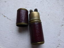 Leather Vintage (Pre-1970) Collectable Lighters