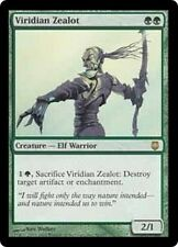 MTG Magic DST - Viridian Zealot/Zélateur viridian, English/VO