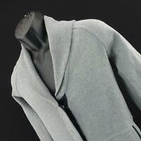Men Lululemon Performance Button Up Long Sleeve Winter Coat Jacket Size Small S