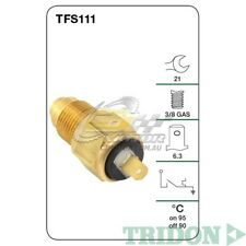 TRIDON FAN SWITCH FOR Daihatsu Charade 04/80-03/83 993cc(CB20) SOHC 6V(Petrol)