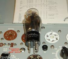 Cunningham #37 audio triode 37 tube TV7 tested strong