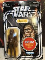 Kenner Star Wars Action Figure Retro Collection MOC Chewbacca