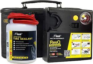 AirMan ResQ Compressor and Tyre Repair Sealant Kit - OEM Suppliers