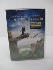 New SEALED Terranova Complete Series  DVD