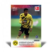 Ansgar Knauff Bundesliga TOPPS NOW Card #152 RC Borussia Dortmund Hat Trick hero