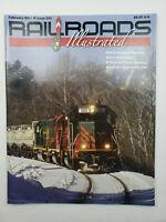 CTC Board  Railroads Illustrated Magazine February 2007 issue 333