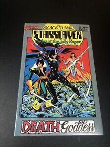 The Black Flame Starslayer #21 (First Comics)