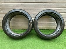 Pair of 205 45 17 88Y XL Michelin Pilot Sport 4  NO REPAIRS  6.5mm 2019 Tyres