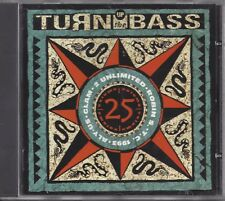 v/a  - Turn Up The Bass - Volume 25   cd