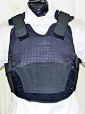 Lot of 5 Female Ballistic Panels Body Armor Inserts Level IIIA Up Armor Projects