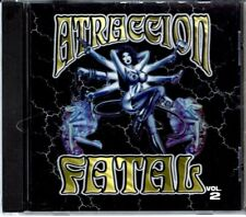 Atraccion Fatal Vol 2    BRAND  NEW SEALED CD