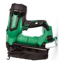 BRAND NEW HITACHI / HIKOKI GASLESS 16GA STRAIGHT FINISH NAILGUN AND BAG NT1865DM