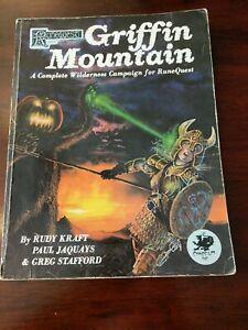 Runequest Griffin Mountain