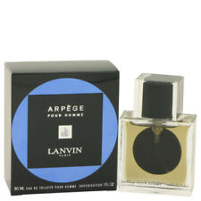 Lanvin Arpege Pour Homme EDT Nat Spray 30ml Sealed Box Genuine Rare Discontinued