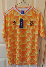 Holland 1988 Home Football Shirt Soccer Jersey. SIZE: XL
