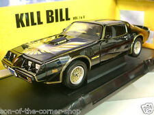 GREENLIGHT 1/18 ELLE DRIVER'S 1979 PONTIAC FIREBIRD TRANS AM KILL BILL #12951