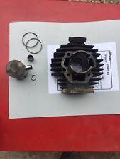 Cylindre Piston Culasse Origine Yamaha Chappy Lb50 1983 13F
