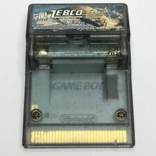 Zebco Fishing Nintendo Game Boy Rumble Works Has Battery Cover Tested Works