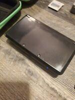 Nintendo DS Lite Launch Edition Cobalt and Black Mario kart 7 powerpak+ battery