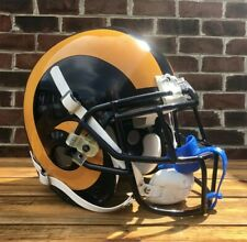 Marshall Faulk St. Louis Rams Vintage Schutt Air II Authentic Football Helmet