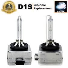 2x D1S 35W OEM HID Xenon Headlight Bulbs Lamps Replacement For Philips or OSRAM