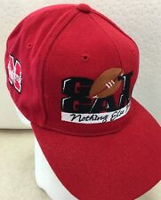 Nebraska Cornhuskers Hat Cap Football Got Game Nothing Else Matters Sewn NCAA