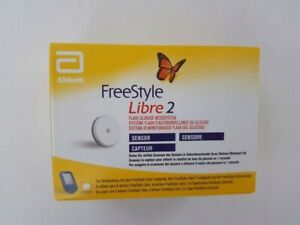 FreeStyle Libre 2 Sensor MHD 2022/04/30 NEU