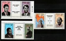 Cameroun Sc C111-6 NH set of 1969 - Rare Overprint set. Sc$275