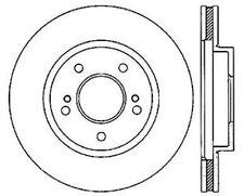 Centric Parts 120.42069 Front Premium Brake Rotor