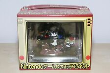 GAME & WATCH Chef VIGNETTE Figure Diorama * New * Nintendo Japan Display